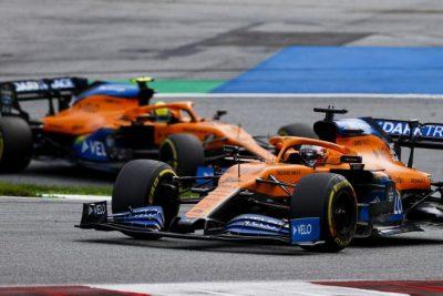 Una lenta parada en boxes le impide a Sainz aprovechar su excelente puesto de salida