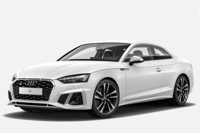 Audi S5 Coupe 2020 ficha