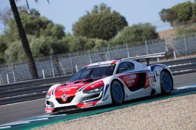 Excepcional regreso del GT-CER a Jerez