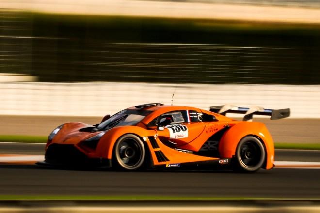Philipp Gruau-Arnaud Gomez Vortex V8