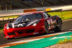 Gran espectáculo de carreras en la segunda cita del GT-CER