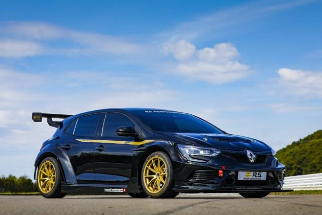 Renault Megane RS TC4