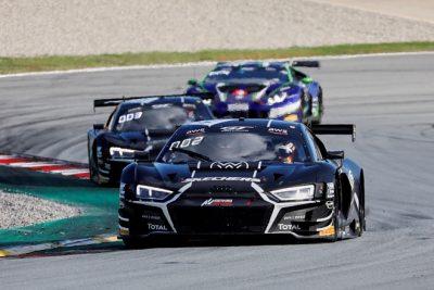 Weerts y Vanthoor se proclaman Campeones de la Sprint Cup del GT World Challenge Europe en el Circuit