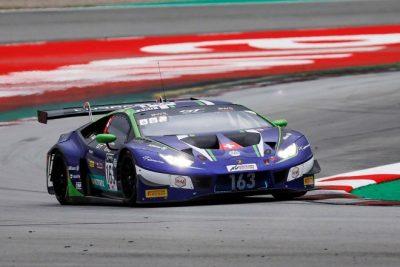 Albert Costa se adjudica la primera prueba del GT World Challenge Europe
