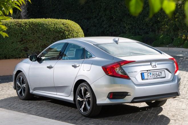 Civic 2018 Sedan