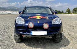 Porsche Cayenne S preparado para Raids