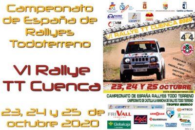 rallye tt cuenca 2020 cartela