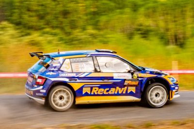 Este fin de semana tercera cita con el Campeonato de España de Rallyes