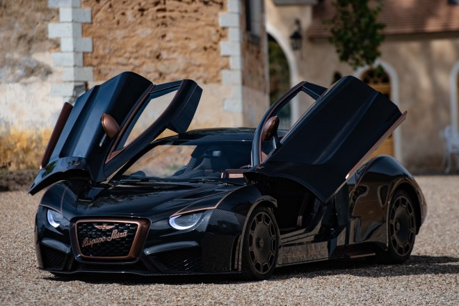 Hispano Suiza Carmen Boulogne 2021