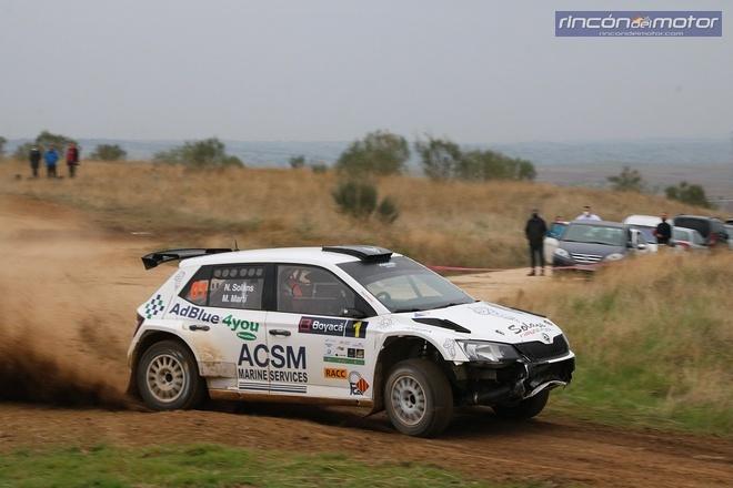 Rallye Tierra Madrid 2020 nil solans -27