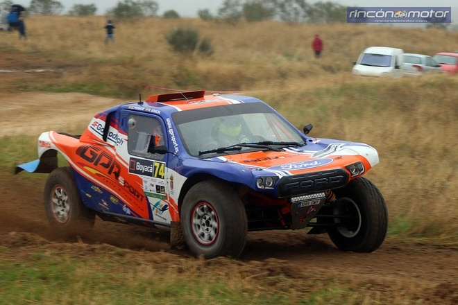 Rallye Tierra Madrid 2020 ruben gracia -16