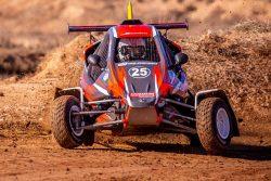autocross Lérida membrado car cross junior 2020