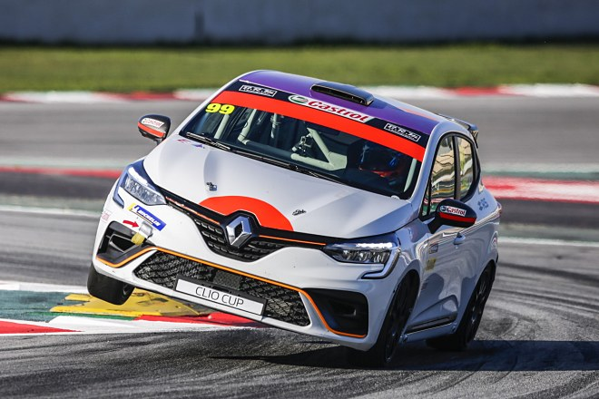 Maio Guillaume clio cup