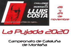 la pujada 2020 cartela