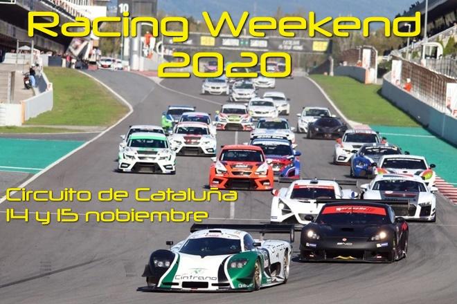 racing weekeng cataluna cartela 2020