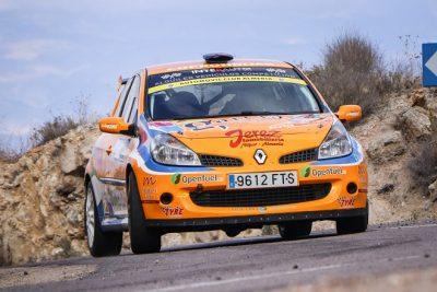 Javier García y Rocío Guerrero vencedores del VI Rally-Crono de Enix