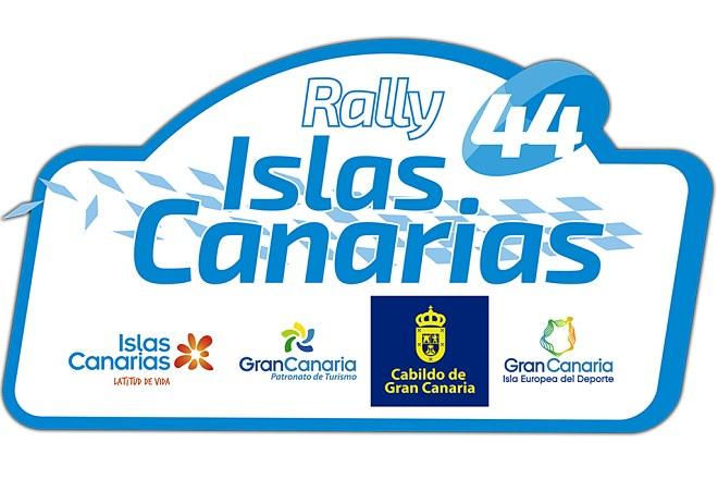 rallye islas canarias placa 2020