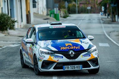 Victoria y Título para Jorge Cagiao en la Clio Cup