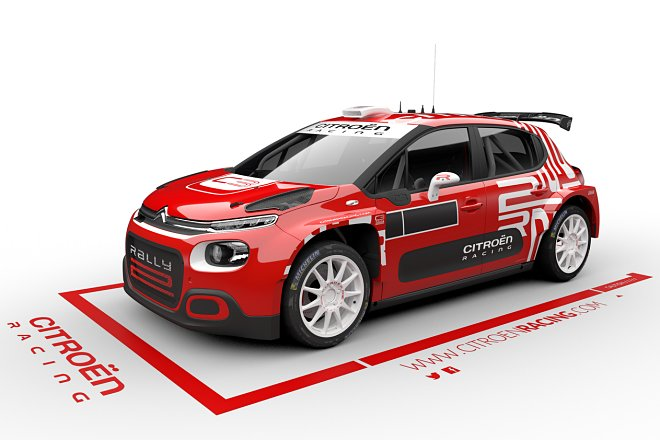 CitroënC3Rally2