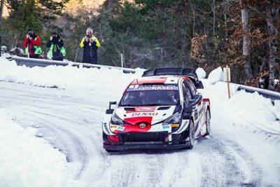 El Mundial de Rallyes continúa este fin de semana con su cita más invernal de la historia