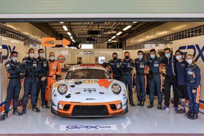 Monlau Motorsport y GPX Racing subcampeones de GTs en las Asian Le Mans Series