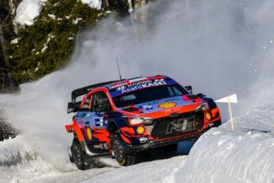 Tanak vence en el Polo Norte y Rovanperä lidera el Mundial